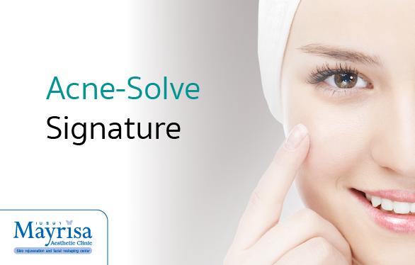 Acne-Solve Signature